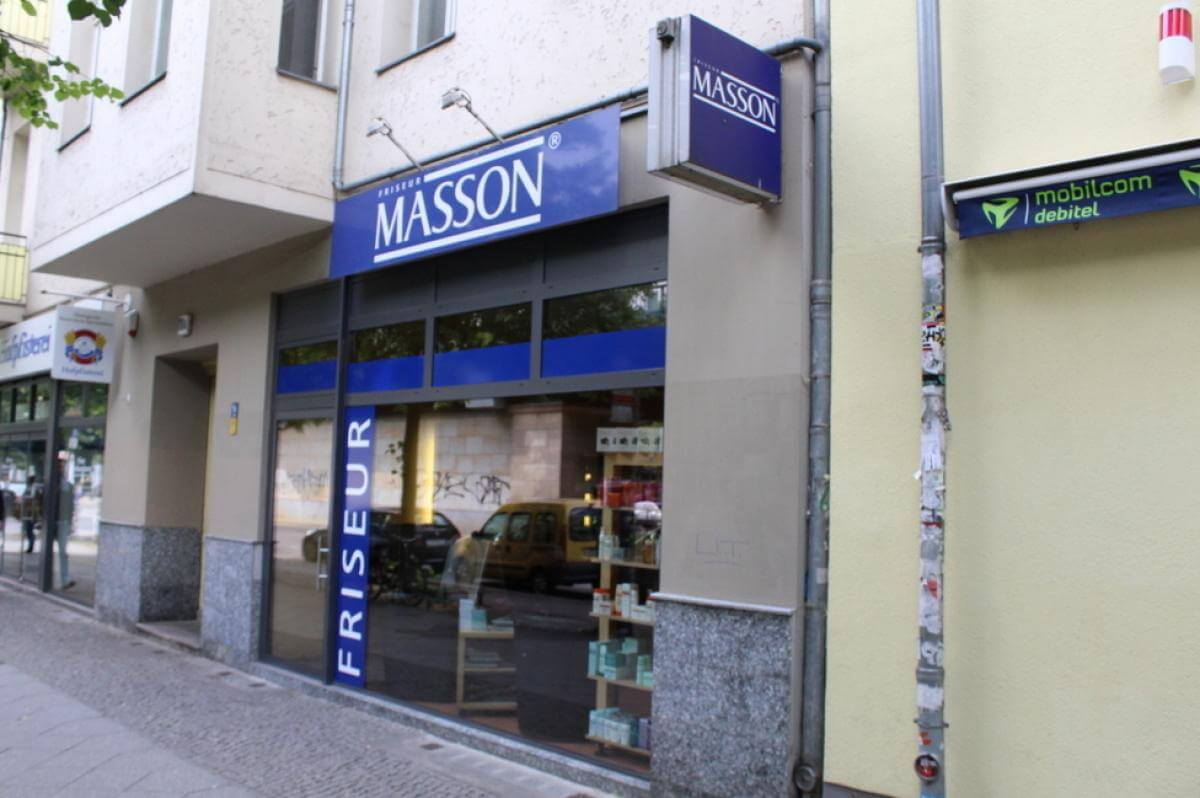 Shift Friseure - Hair Salons Mitte, Berlin - Belliata